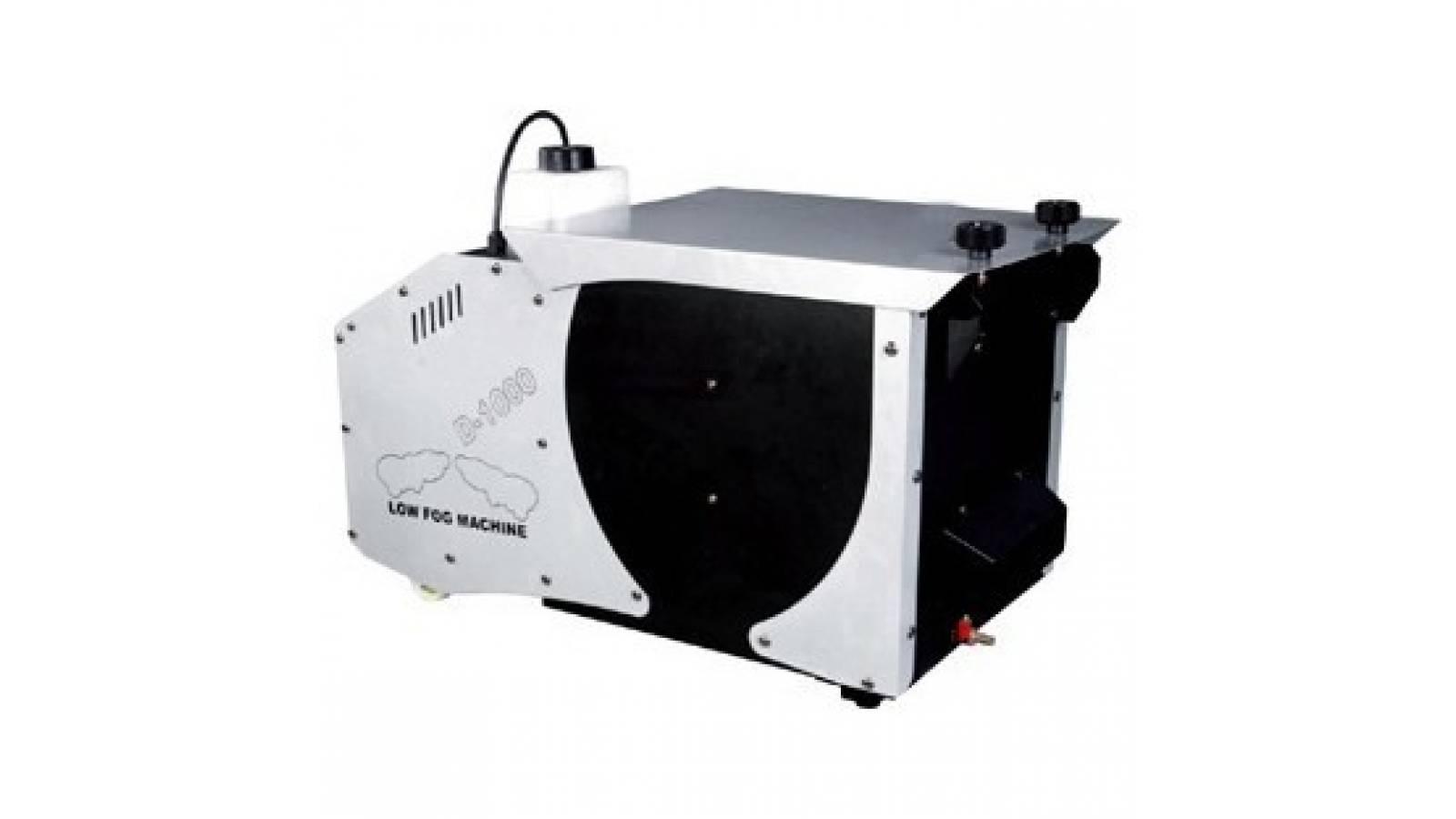Low Fog Machine Maquina Humo Bajo Control Inalambrico GcmPro