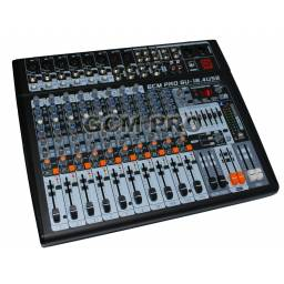 Consola 14 Canales Con Usb IN/OUT Gu18.4 Gcm Pro