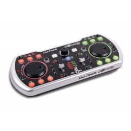 POCKET DJ Dj-Tech Controladora Mesa de Mezclas DJ USB