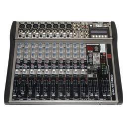 Consola GM-1206UD C/camara Efectos Digital + Usb