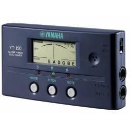 Afinador Yamaha Automático de Guitarra y Bajo YT-150 Original.