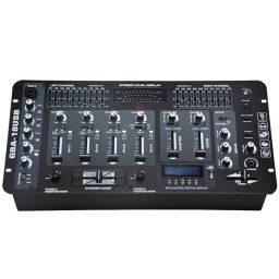 Mixer / Consola / Mezclador Audio 13 Entradas + Usb GBA-18USB