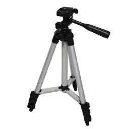 Tripode en Aluminio para Camara Digital O Filmadora 3 Niveles hasta 1m