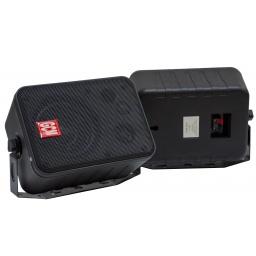Bafles G-406N Musica Funcional 20w Color Negro Gcm Pro