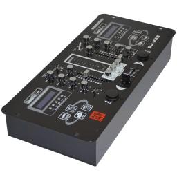 Mixer 2 Entradas USB GJ-88A con lector Pendrive Sd Card Gcm Pro