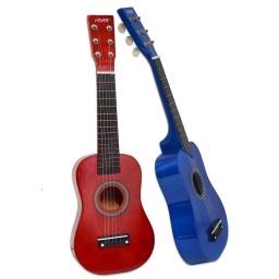 Guitarra de Niño Fever 65 cm Excelente Calidad, Variedad de Colores