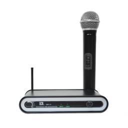 Micrófono Profesional de mano Inalambrico UHF-13 Gcm Pro