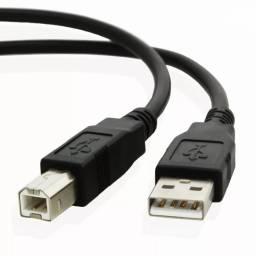 Cable Impresora USB 2.0 3 Metros Excelente Calidad