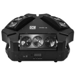 Mini Spider Triple RGBW Led Beam Moving Head 9x10W GCM-0910