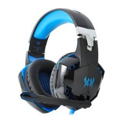 Auriculares / Auricular Gamer Pro PC LED G2000 con Micrófono Gran Sonido Oferta