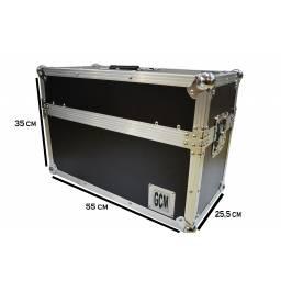 Rack de Madera para Micrófonos 18 Unidades GCMpro