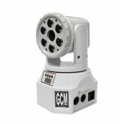 Cabeza Movil LM-70GR GCM Pro 4 en 1 Gobos + Láser