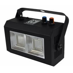 Flash LED RGB 40W GCM Pro Automatico o Audiorritmico