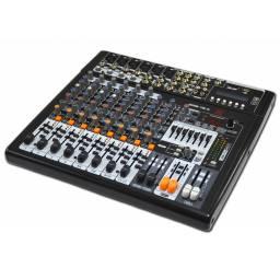 Consola 12 canales con camara de efectos y USB GDS-16.4 GCM Pro