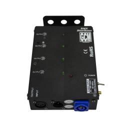Amplificador  Spliter DMX 4 Canales INALAMBRICO GM-35