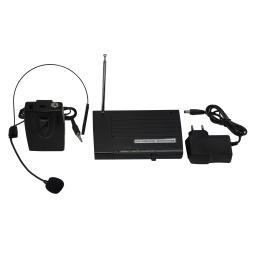 Microfono inalambrico de Vincha GMH-200
