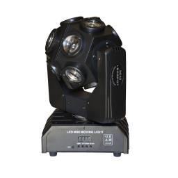 Cabeza Movil CrazyBall 12 x 10W RGBW - GMH1210 GCM Pro Line
