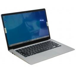 "NOTEBOOK Intel N3350 64SSD 4DDR 14"" cámara web extra fina"