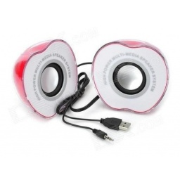 Parlantes 2.0 Portables Multimedia para PC Notebook G-005