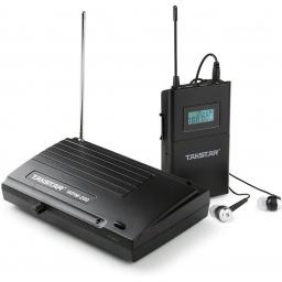 Sistema In Ear Monitor Inalambrico Takstar WPM-200 Receptor + bodypack (petaca)