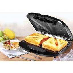 Plancha sandwichera tostadora vertical antiaderente SF-6048
