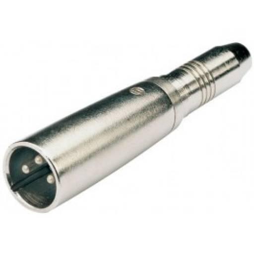 Conector Adaptador P/cable de Canon-M a Plug-H