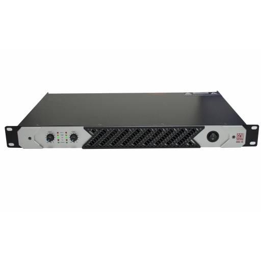 Potencia 1000Wx2 - GDA-1K GCM Dj Line