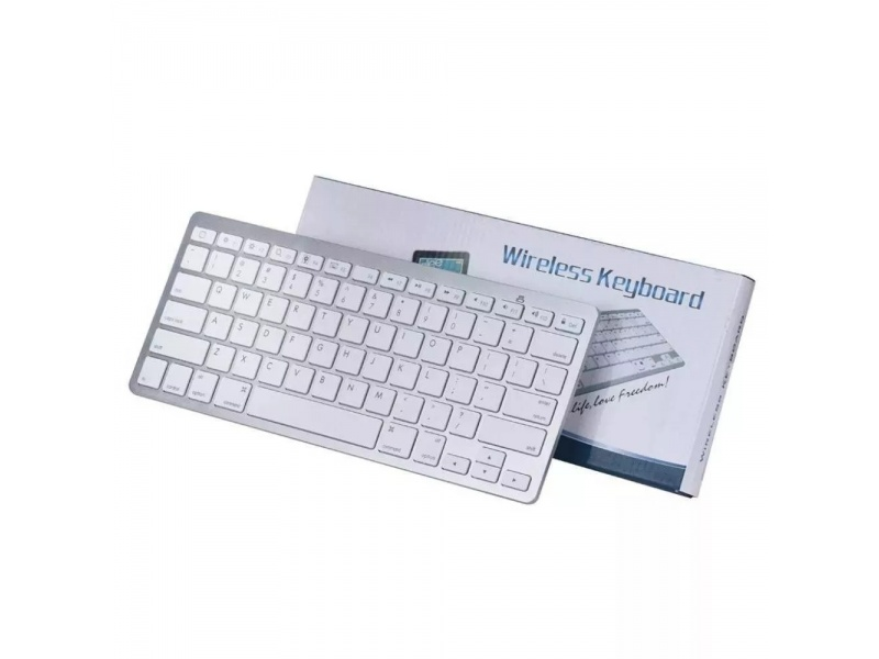 Mini teclado Bluetooth para PC Smart TV Celulares notebook BK3001